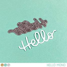 Cool Cuts Hello Mono