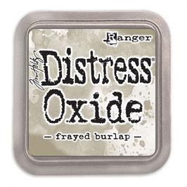 Oxide Ink Pad Frayed Burlap