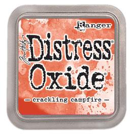 Oxide Ink Pad Crackling Campfire
