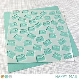 Stencil: Happy Mail
