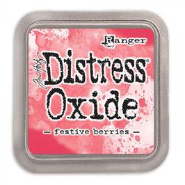 Oxide Ink Pad Festive Berries