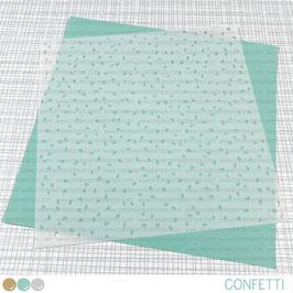 Stencil: Confetti