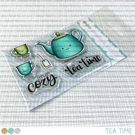 Clear A7 Tea Time
