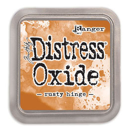 Oxide Ink Pad Rusty Hinge