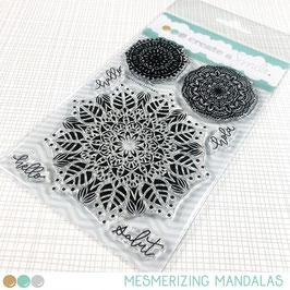 Clear Mesmerizing Mandalas