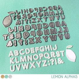 Cool Cuts Lemon Alphas