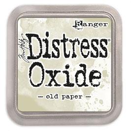 Oxide Ink Pad Old paper