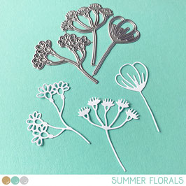Cool Cuts Summer Florals