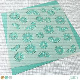 Stencil: Juicy