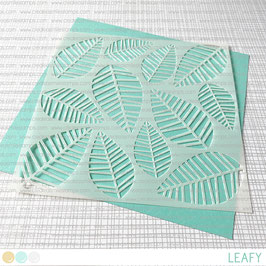 Stencil: Leafy