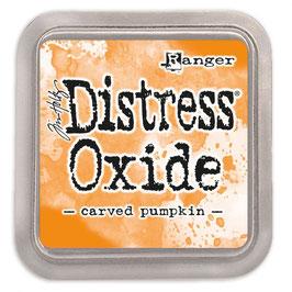 Oxide Ink Pad Carved pumpkin