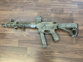 ADC AR9 Pistol 9mmx19 Competition