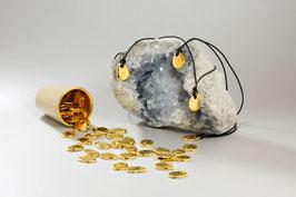 Gold Amulett