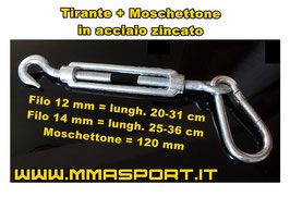 TENDITORE per CORDE RING