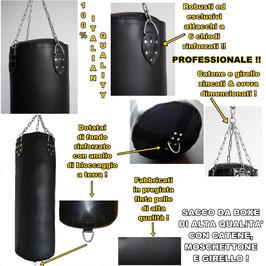 Sacco BOXE & THAI professionale ! Diametro 35 cm