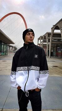 Jacket BiColor Black/White