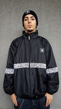 Jacket BiColor Black