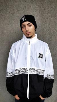 Jacket BiColor White/Black