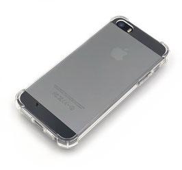 Airbag Softcase, shockproof, versch. Farben passend für iPhone 5/5S/SE (A3)