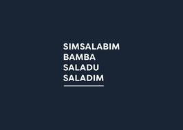 """Postkarte """"Simsalabim"""""""