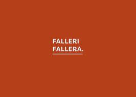 "Postkarte ""Falleri"""