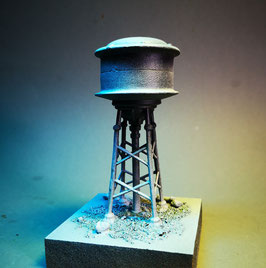 1/72 Water Tower