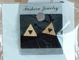 Triforce Ohrringe