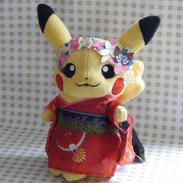 Kimono Pikachu