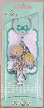 Final Fantasy Charakter Keychain