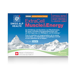 ExtraCell Muscle & Energy - pcode 7785992