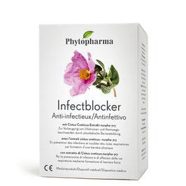 Phytopharma Infectblocker, 30 / 60 Lutschtabletten - pcode 4380206