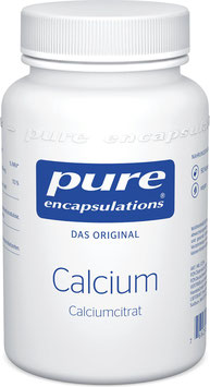 PURE Calcium, 90 Kapseln - pcode 5148612