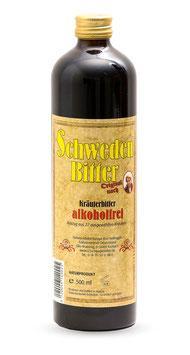 Schwedenbitter alkoholfrei, 500 ml - pcode 7244550