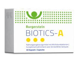 Burgerstein BIOTICS-A, 30 Kapseln - pcode 7494264