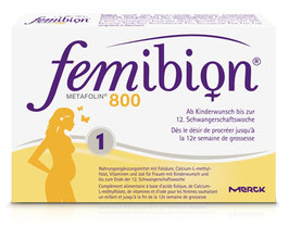 Femibion 1 - pcode 398 36 29