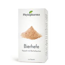Phytopharma Bierhefe Kapseln, 100 - pcode 4464819