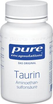 PURE Taurin, 60 Kapseln - pcode 5149830