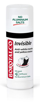 Borotalco Invisible Deo Stick 40ml - pcode: 6166210