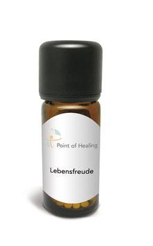 Globuli für Lebensfreude von Point of Healing - pcode