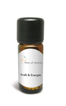 Globuli Kraft&Energie von Point of Healing - pcode