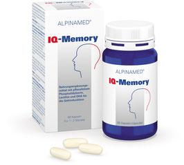 ALPINAMED IQ-Memory Kapseln (60 Kapseln) pcode 6340613