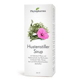 Phytopharma Hustenstiller Sirup, 200 ml - pcode 6000202