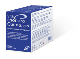 Vita Chondrocurma® plus Drink, 20 Sachets - pcode 6788696