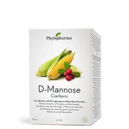 Phytopharma D-Mannose Cranberry Stick - pcode 7598058