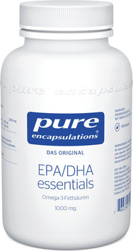 PURE EPA/DHA essentials, 90 Kapseln - pcode 7086476
