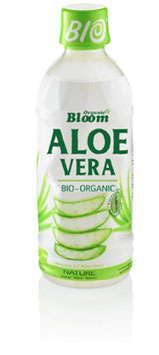 Organic Bloom Aloe Vera, Bio, PET 6 x 350ml - pcode 7084827