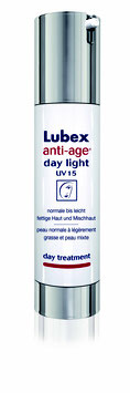 Lubex anti-age® day light UV 15