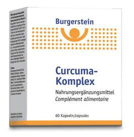 Burgerstein Curcuma-Komplex 60 Kapseln - pcode 7768625