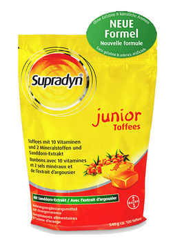 Supradyn® Junior Toffees