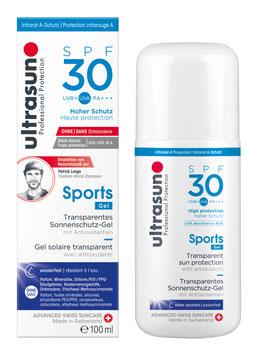 Ultrasun Sports Gel SPF30